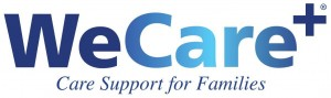WeCare+ Logo with regmark